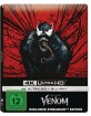 Venom (2018) 4K (Limited Steelbook Edition) (4K UHD + Blu-ray)