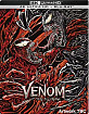 Venom: Let There Be Carnage 4K - FNAC Exclusive Édition Boîtier Steelbook (4K UHD + Blu-ray) (FR Import ohne dt. Ton)