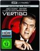 Vertigo (1958) 4K (4K UHD + Blu-ray) Blu-ray