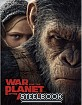 War for the Planet of the Apes (2017) 3D - Manta Lab Exclusive Limited Lenticular Slip Steelbook (HK Import ohne dt. Ton)