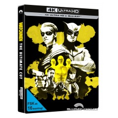 Watchmen (Ultimate Cut) 4K Steelbook