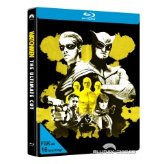 Watchmen (Ultimate Cut) Steelbook
