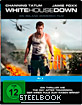 White House Down - Steelbook (Blu-ray + UV Copy) - VERSAND IM LUFTPOLSTERUMSCHLAG ! - OOP! OOS! RAR! - In Folie verschweißt! - Überweisung oder gebührenlos: PayPal For Friends!