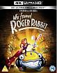 Who Framed Roger Rabbit 4K (4K UHD + Blu-ray) (UK Import) Blu-ray