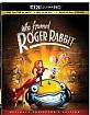Who Framed Roger Rabbit 4K (4K UHD + Blu-ray + Digital Copy) (US Import ohne dt. Ton) Blu-ray