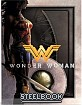 Wonder Woman (2017) 4K - Édition Titans Of Cult Steelbook (4K UHD + Blu-ray) (FR Import)