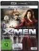 X-Men - Der letzte Widerstand 4K (4K UHD + Blu-ray)
