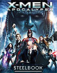X-Men: Apocalypse 3D - KimchiDVD Exclusive Limited Lenticular Slip Steelbook (Blu-ray 3D + Blu-ray) (KR Import ohne dt. Ton) Blu-ray