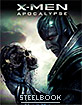 X-Men: Apocalypse 3D - Manta Lab Exclusive Limited Lenticular Slip Steelbook (Region A - HK Import ohne dt. Ton) Blu-ray