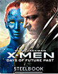 X-Men: Days of Future Past 3D - Steelbook (Blu-ray 3D + Blu-ray) (Region A - HK Import ohne dt. Ton) Blu-ray