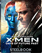 X-Men: Days of Future Past 3D - Steelbook (Blu-ray 3D + Blu-ray) (Region A - KR Import ohne dt. Ton) Blu-ray