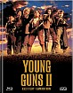 Young Guns 2 (Limited Mediabook Edition) (Cover A) (AT Import) Blu-ray