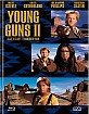 Young Guns 2 (Limited Mediabook Edition) (Cover C) (AT Import) Blu-ray