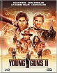 Young Guns 2 (Limited Mediabook Edition) (Cover D) (AT Import) Blu-ray