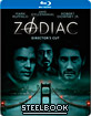 Zodiac - Director's Cut Steelbook (CA Import ohne dt. Ton) Blu-ray
