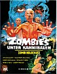 Zombies unter Kannibalen - Zombie Holocaust (Limited Mediabook Edition) (Cover A) (Blu-ray + DVD + Bonus DVD) (AT Import) Blu-ray