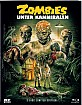 Zombies unter Kannibalen - Zombie Holocaust (Limited Mediabook Edition) (Cover B) (Blu-ray + DVD + Bonus DVD) (AT Import) Blu-ray