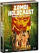 Zombies unter Kannibalen - Zombie Holocaust (Limited Wattiertes Mediabook Edition) (Cover B) (Blu-ray + DVD + Bonus DVD) (AT Import) Blu-ray