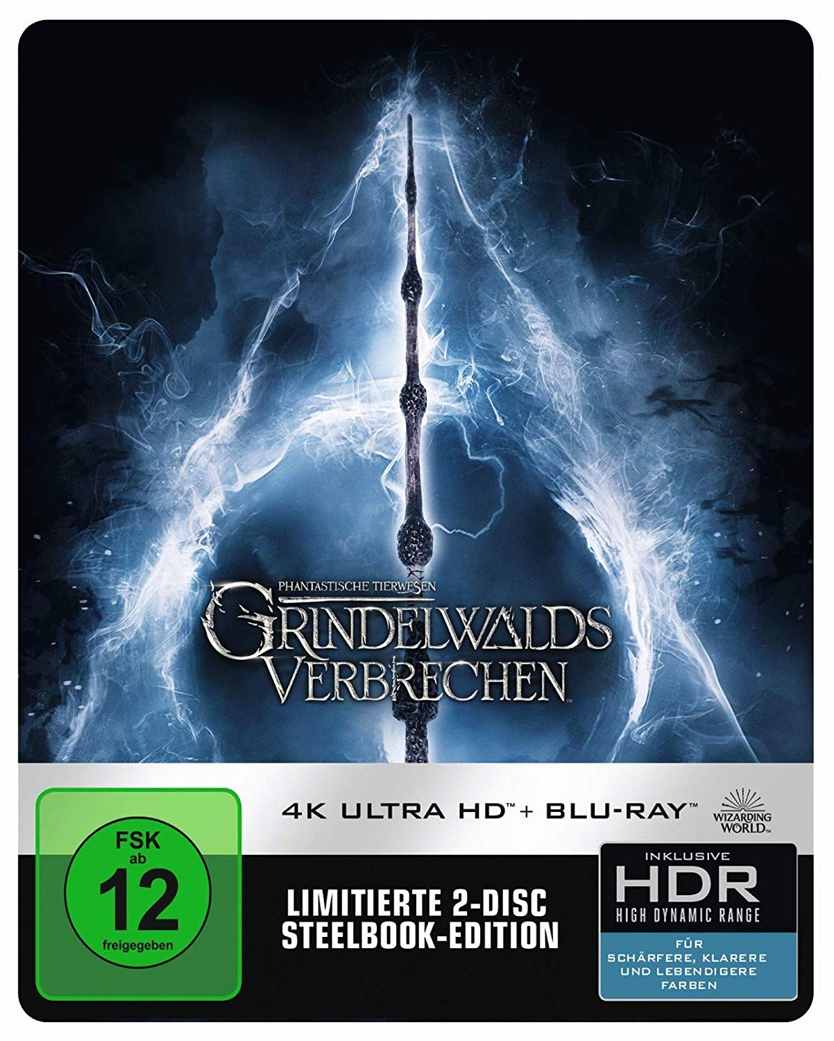 Warner: Alle Blu-ray, Blu-ray 3D und Ultra HD Blu-ray