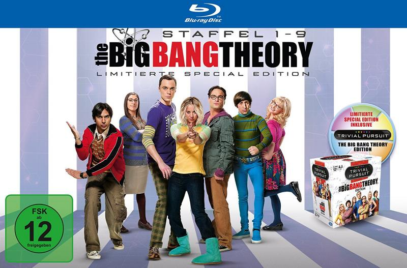 Amazon Big Bang Theory Staffel 9