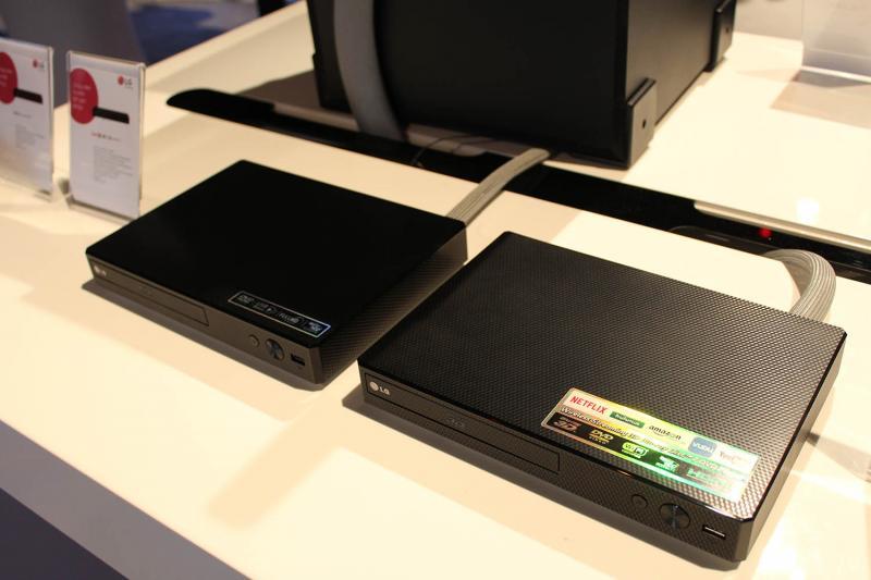 Lg Mit Neuen Blu Ray Playern Im März Bdp250 Bdp350 Bdp450