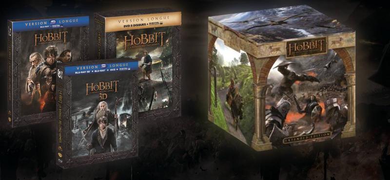 Erstes Bild Zur Collectors Edition Von Der Hobbit Die Schlacht