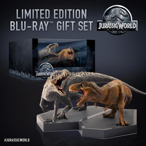 Jurassic World Buchstützen.jpg
