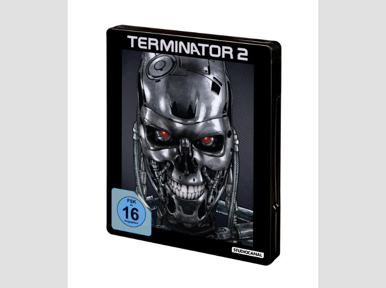 Terminator 2 Steelbook