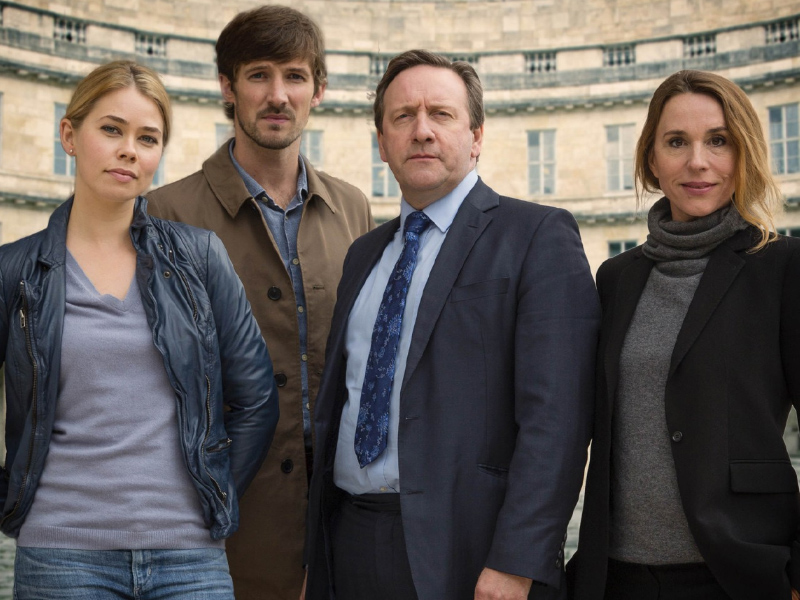 Inspector Barnaby Netflix