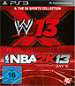2K Sports Bundle (NBA 2K13 & WWE 13)´