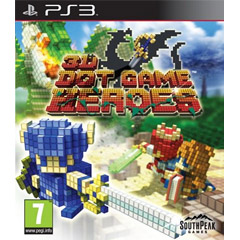 3D Dot Game Heroes (IT Import)