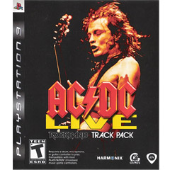 AC/DC Live: Rock Band Track Pack (US Import)