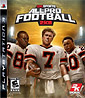All Pro Football 2K8 (US Import ohne dt. Ton)´