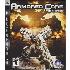 Armored Core: For Answer (US Import)
