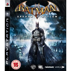 Batman: Arkham Asylum (UK Import)