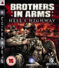 Brothers in Arms: Hell's Highway (UK Import ohne dt. Ton)