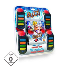 Buzz! - Quiz TV inkl. Wireless Buzzer