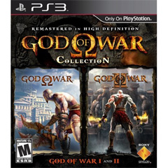 God of War: Collection (US Import ohne dt. Ton)