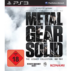 Metal Gear Solid - The Legacy Collection (1987 - 2012)