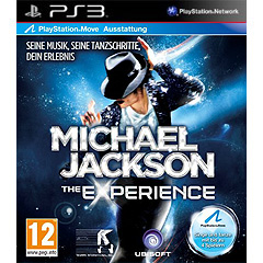 Michael Jackson: The Experience (AT Import)