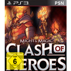 Might & Magic Clash of Heroes (PSN)