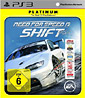 Need for Speed: Shift - Platinum