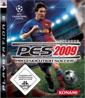 PES 2009 - Pro Evolution Soccer Blu-ray