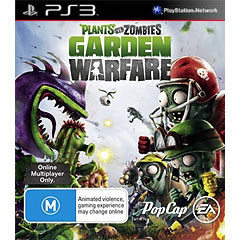 Plants vs Zombies: Garden Warfare (AU Import)