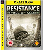 Resistance: Fall of Man - Platinum (UK Import)