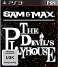 Sam & Max: The Devil's Playhouse - Die Strafzone (PSN)