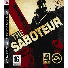 The Saboteur (PL Import)