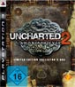 Uncharted 2  - Among Thieves - Limited Collector's Edition Blu-ray