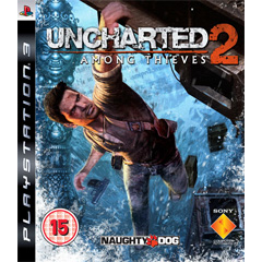 Uncharted 2 - Among Thieves (UK Import ohne dt. Ton)