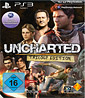 Uncharted Trilogie Blu-ray